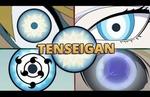 Tenseigan Trung Đích Naruto Thế Giới
